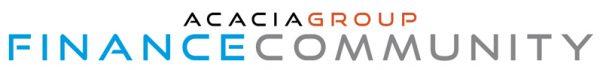 LOGO ACACIA FINANCE COMMUNITY